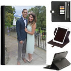 personalized leather ipad mini case - PERSONALIZED LUXURY APPLE IPAD 360 SWIVEL I PAD LEATHER CASE COVER CARD SLOT