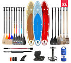 TwoBareFeet Phatpad 12'0 x 6'' Inflatable Paddleboard + SUP Package Choice