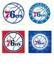 Philadelphia 76ers Themed 4x4 Ceramic Coasters Handmade on eBay