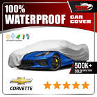 [chevy Corvette] Car Cover - Ultimate Full Custom-fit All Weather Protection