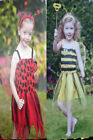 Girls Toddler Animal Insect Fancy Dress Costume World Book Day 3  LadyBird Bee