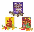 Jelly willies fruity cola rude gifts sweets sweeties secret santa novelty