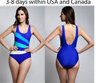 One piece swimsuit for training and leisure-1 piece swimsuit for women and girls