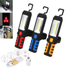 LED COB Inspection Work Light Lamp Flexible Rechargeable Hand Torch Magnetic USA
