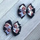 Auburn Tigers Toddler Hair Bow Set