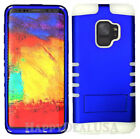 for Samsung Galaxy S9 & Plus - KoolKase Hybrid Silicone Cover Case - Blue (R)