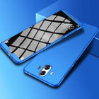 For Huawei Mate 10 Lite Pro 360° Full Protection Hard Case Cover +Tempered Glass
