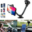 Universal Car Windshield Dashboard Mount Holder Cradle For iPhone Samsung Tablet