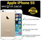 Apple iPhone 5s 16/32/64GB Unlocked Space Grey, Gold & Silver 12 Months Warranty