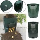 Potato Grow PE Bag Tomato Planter Spuds Tub Patio Garden Planting Planter Yard
