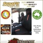 Supafit Seat Covers Isuzu MUX LTZ Wagon 2014+ Front Middle Rear Set