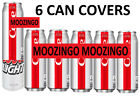 6 PACK HIDE A CAN BEER COVERS SODA CAMO BEER WRAP SLEEVES BEACH GOLF TAILGATE