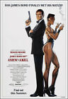 A View To A Kill Movie Poster Print - 1985 - Action - 1 Sheet Artwork James Bond £14.24 GBP