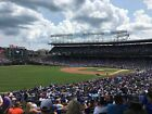 (4) Chicago Cubs Tickets vs Reds 8/26/18 Sec 202 Lowers NO POLES on Ebay
