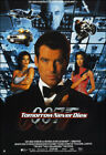 Tomorrow Never Dies Movie Poster Print - 1997 - Action - 1 Sheet Artwork $14.96 USD on eBay