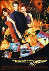 The World Is Not Enough Movie Poster Print - 1999 - Action - 1 Sheet Artwork $19.95 USD on eBay