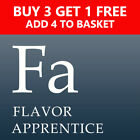 TFA FLAVOR APPRENTICE TPA Concentrate 30ml 90ml