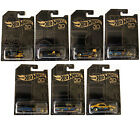 Hot Wheels EMC 50th Anniversary Black and Gold Series CHOOSE YOUR CAR $9.26 USD
