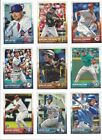 2015 TOPPS SERIES 1 & 2  #'s 251 - 500 ( STARS, ROOKIE, RC'S ) - WHO DO YOU NEED