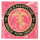 QUEENSRYCHE: Rage For Order CD 1986 EMI America Records CD BMG edition