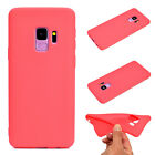 Silicone Cute Candy Rubber Gel TPU Case Cover Skin For Samsung S9 Plus Huawei