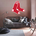 Boston Red Sox MLB Team Logo Color Printed Decal Sticker Car Window Wall on Ebay