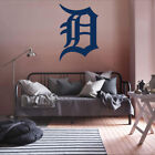 Detroit Tigers MLB Team Logo Color Printed Decal Sticker Car Window Wall on Ebay