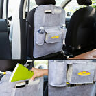 Car Seat Organizer Back Storage Protector Holder Kick Travel Pocket Bag Mat Kids