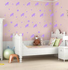 Unicorns & Stars Kids Removable Wall Decal Wall Sticker