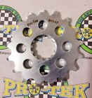 Protek Triumph Front Sprocket 525 Pitch 17T 18T 2013 2014 2015 2016 865 Thruxton $21.38 USD on eBay