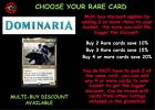 MTG Dominaria DOM Choose your Rare Card New Pre Order Release Date 27 Apr 2018