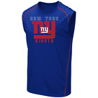 New York Giants NFL Majestic Team Apparel Muscle T-Shirt TX3 COOL NWT