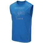 Detroit Lions NFL Majestic Team Apparel Muscle T-Shirt TX3 COOL NWT on eBay
