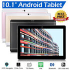 "64GB 10.1"" Android Tablet PC Unlocked 3G Dual Sim Phablet Octa-Core HD GPS NEW"
