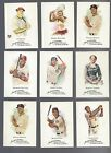 2008 TOPPS ALLEN & GINTER A & G - STARS, ROOKIE, RC'S, HOF - WHO DO YOU NEED!!!