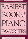Piano: Easiest Book of Piano Favorites (1999, Paperback)