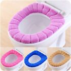 Soft Closestool Washable Toilet Seat Lid Top Cover Pad Mat B