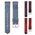 For Fitbit Charge 2 Replacement Genuine Leather Band Strap Wristband Bracelet EM