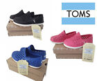 toms tiny rompers kids toddler slip on