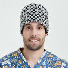 New Men Doctor Nurse Surgery Medical Surgical Surgical Surgery Hat Printed Cap