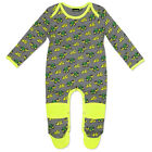 VR46 VALENTINO ROSSI BABIES TURTLE OVERALL SUIT BABYGROW