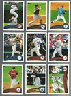 2011 TOPPS SERIES 1  #'s 1-249 ( STARS, ROOKIE RC'S ) WHO DO YOU NEED!!!