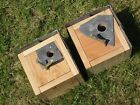 Bird box Welsh larch & slate, 25 or ...