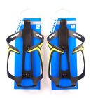 GIANT Airway Carbon Water Bottle Cage - Matt Black & Yellow