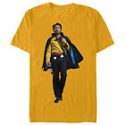 Solo: A Star Wars Story Lando Calrissian Swagger Mens Graphic T Shirt $22.95 USD on eBay