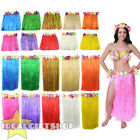 HAWAIIAN MENS WOMENS COUPLES COSTUME FANCY DRESS ZULU HULA GIRL OUTFIT BEACH