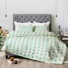 Deny Designs Allyson Johnson Native Owl 2 Comforter Set, Queen