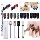 Nail Art Cat Eye Magnetic Stick 3D Effect Board for UV Gel Polish Manicure Tool