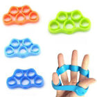 finger exercises - Set of 3 Finger Stretcher Strengthener Hand Exercise Resistance Bands Training