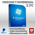 MS Windows 7/8.1/10 Home Premium/Pro/Ultimate 1-5 PC Product key OEM per Email